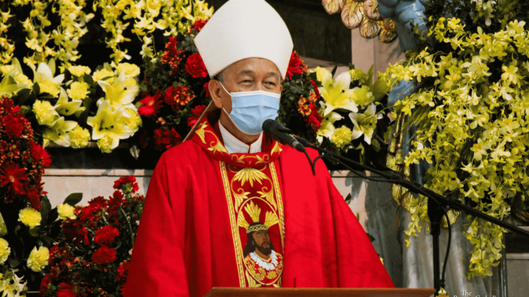 Homily Bishop Pabillo Nazareno