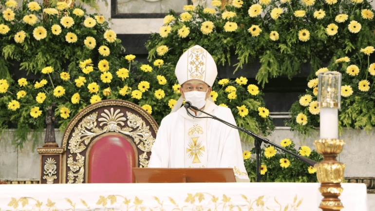 Homily delivered by Most Rev. Broderick S. Pabillo, Apostolic Administrator of Manila during Mass for the Feast of the Epiphany of the Lord at The Quiapo Church