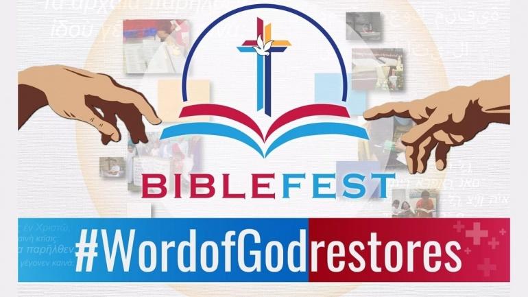 Online Bible Festival 2021 Open for All