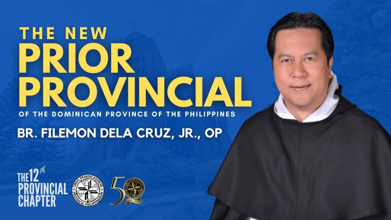 Dominicans in the Philippines have new Prior Provincial