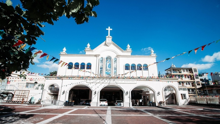 Archdiocese of Manila to declare pilgrim Churches for 500 Years of Christianity
