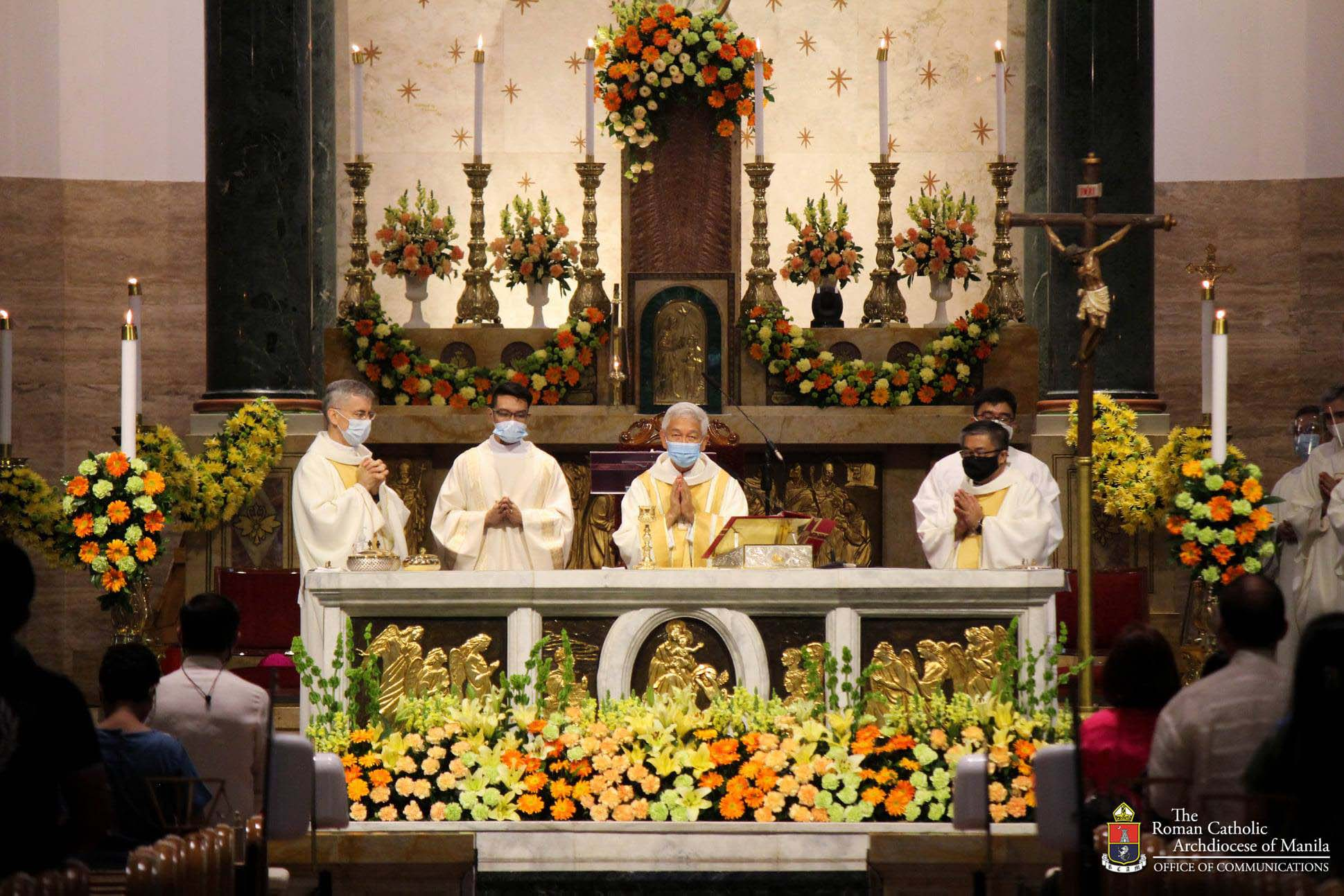 Archdiocese of Manila Commence year-long Celebration of 500 years of Christianity