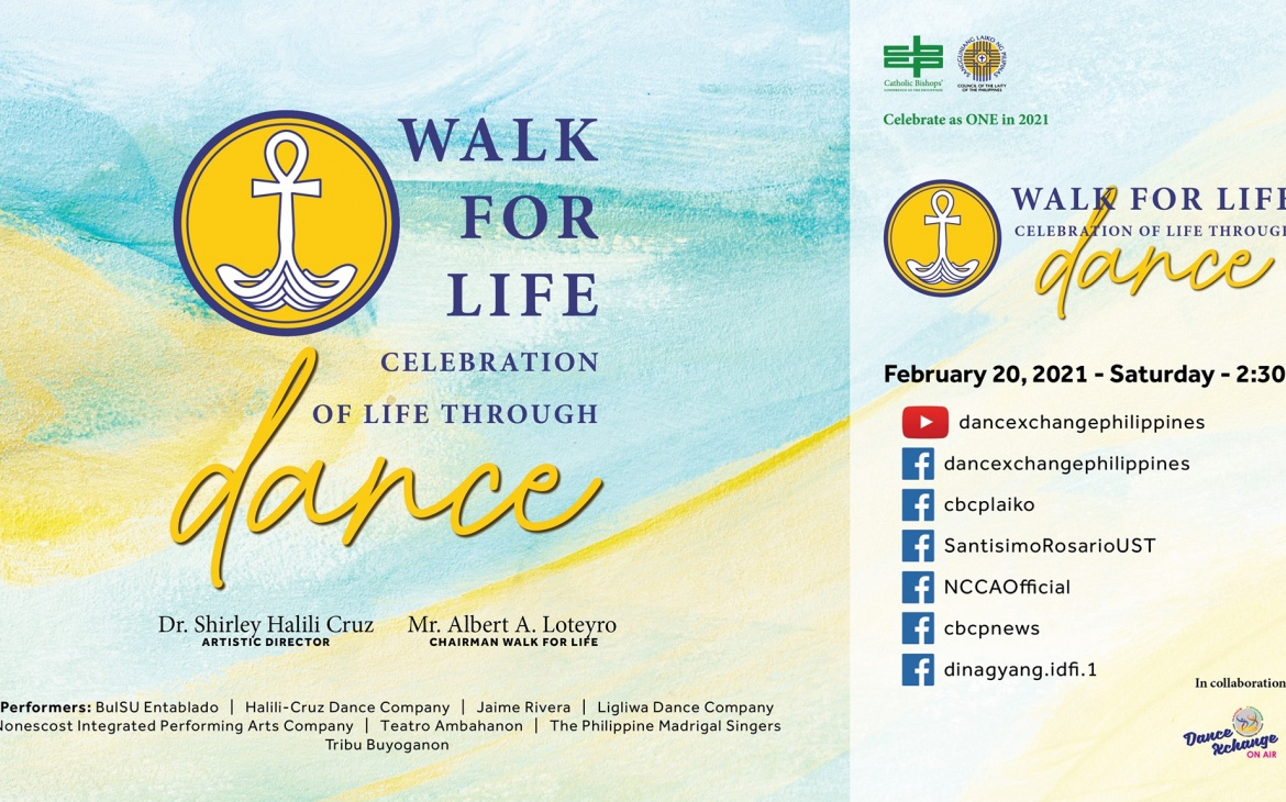 "Walk for Life features ""Dance for Life"""