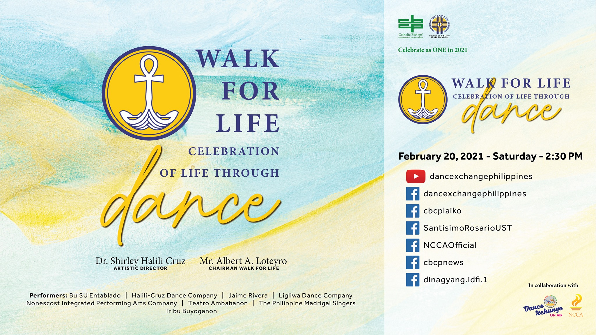 """Walk for Life features """"Dance for Life"""""""
