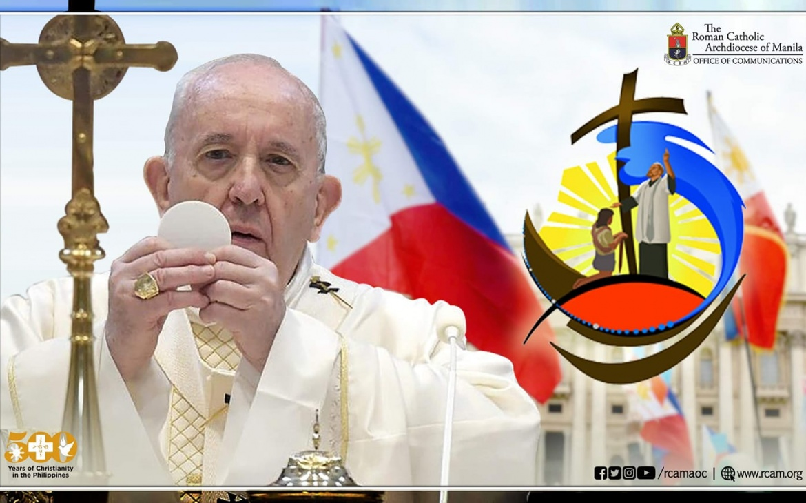 Pope Francis to celebrate Mass at Vatican for the 500 Years of Christianity in the Philippines