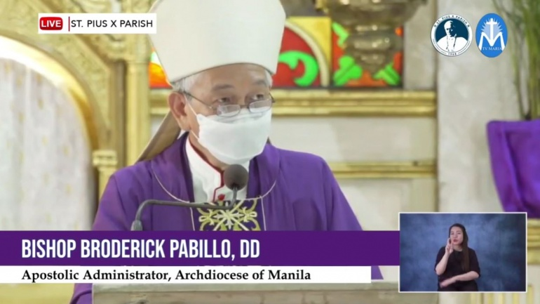 FULL TEXT | Homily of Bishop Broderick Pabillo on Laetare Sunday