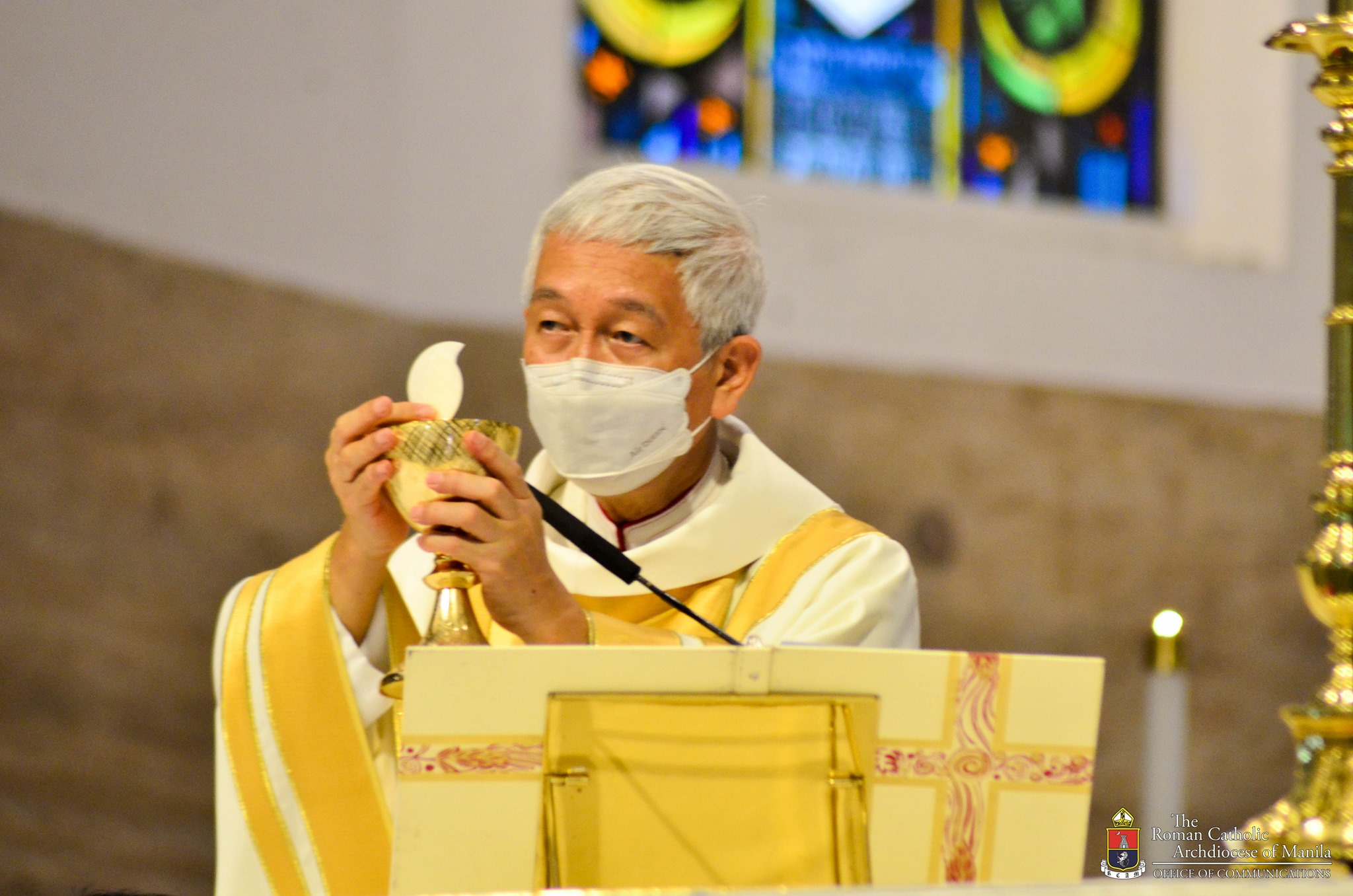 FULL TEXT | Homily of Bishop Broderick Pabillo during Ordination on March 19, 2021