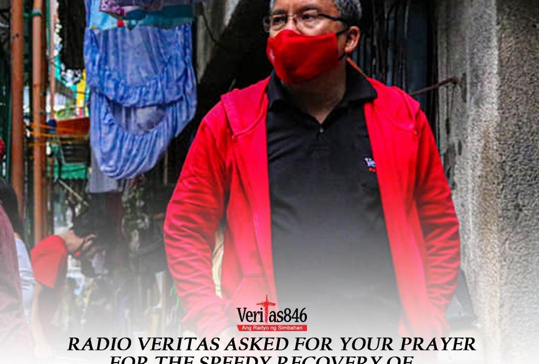 Caritas Manila in temporary Lockdown