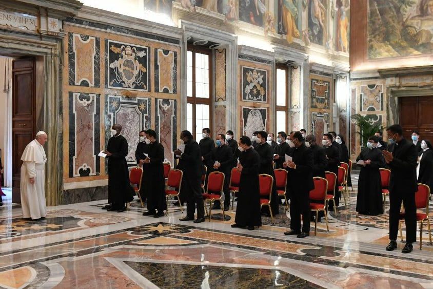 Full Text | Pope Francis' address to Pontifical Filipino College in Rome