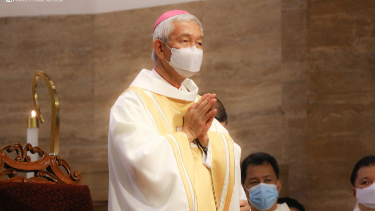 Bishop Pabillo urges government to focus also on hunger more than issue on mass gatherings