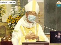 FULL TEXT | Homily of Bishop Broderick Pabillo during Chrism Mass on March 31, 2021