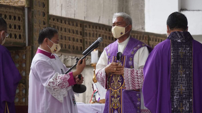 First Mass in Philippines 500 years ago commemorated in Limasawa