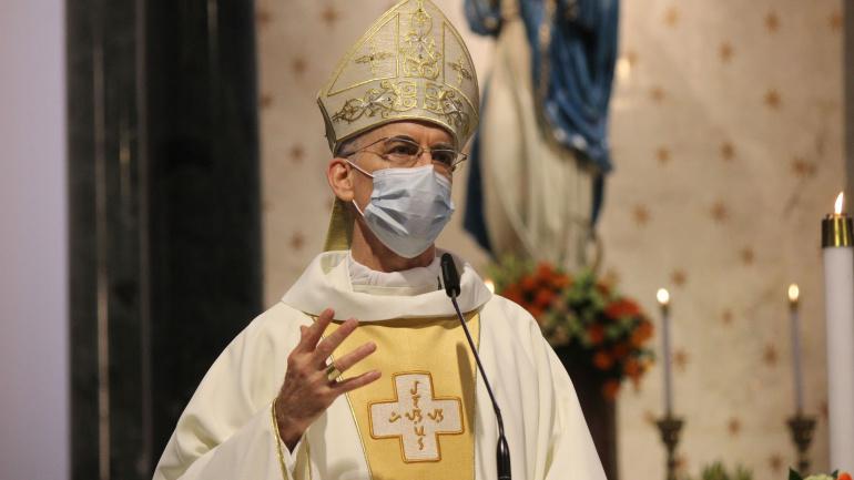 Papal Nuncio urges faithful to spread the Christian Faith