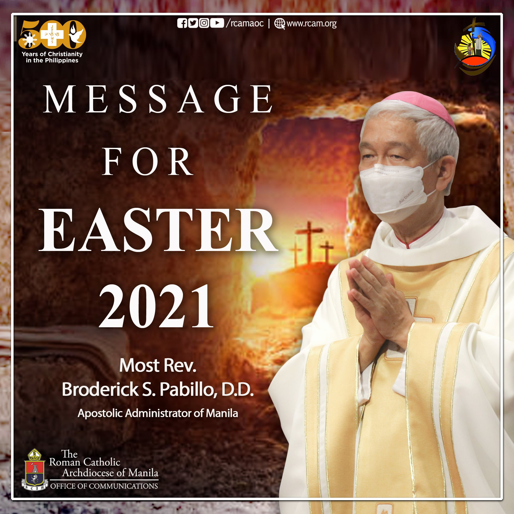 Easter Message 2021
