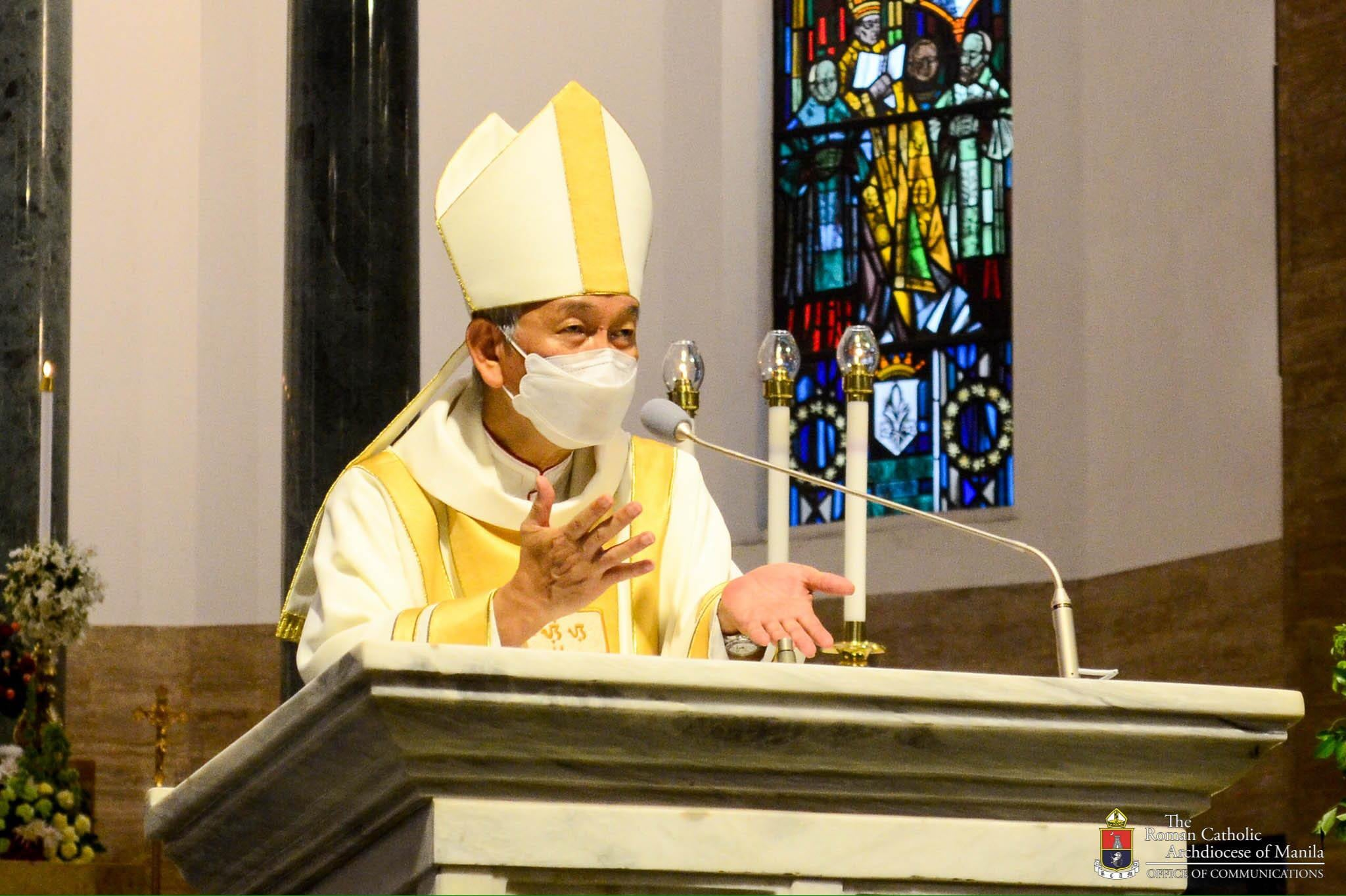 FULL TEXT | Homily of Bishop Broderick S. Pabillo during Easter Sunday Mass on April 4, 2021