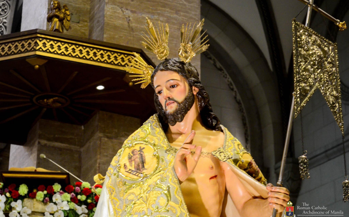 """Bishop Pabillo: """"Easter is the Assurance of Victory"""""""