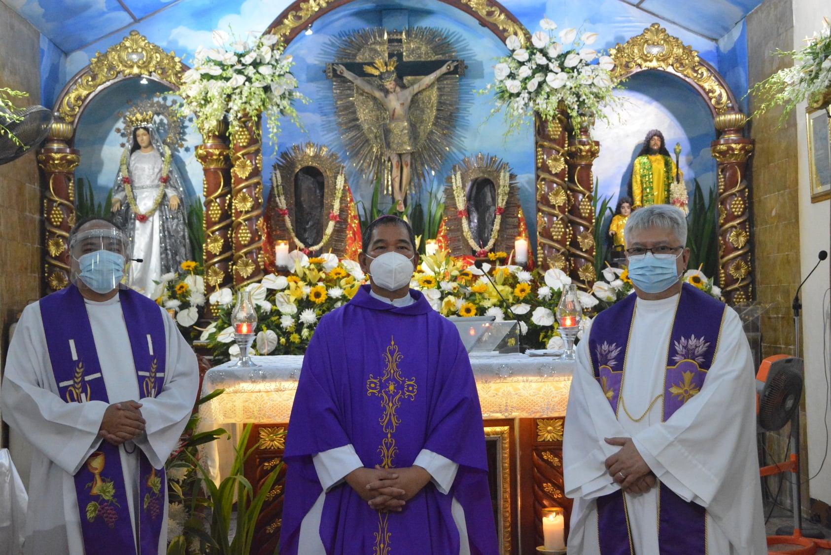 Krus ng Ating Kaligtasan, Ating Pag-asa sa Panahon ng Pandemya (Kambal na Krus Chapel Community Fiesta 2021)