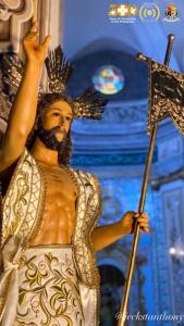 Online Semana Santa sa Dambana ng Santo Niño sa Tondo idinaos sa pangalawang pagkakataon