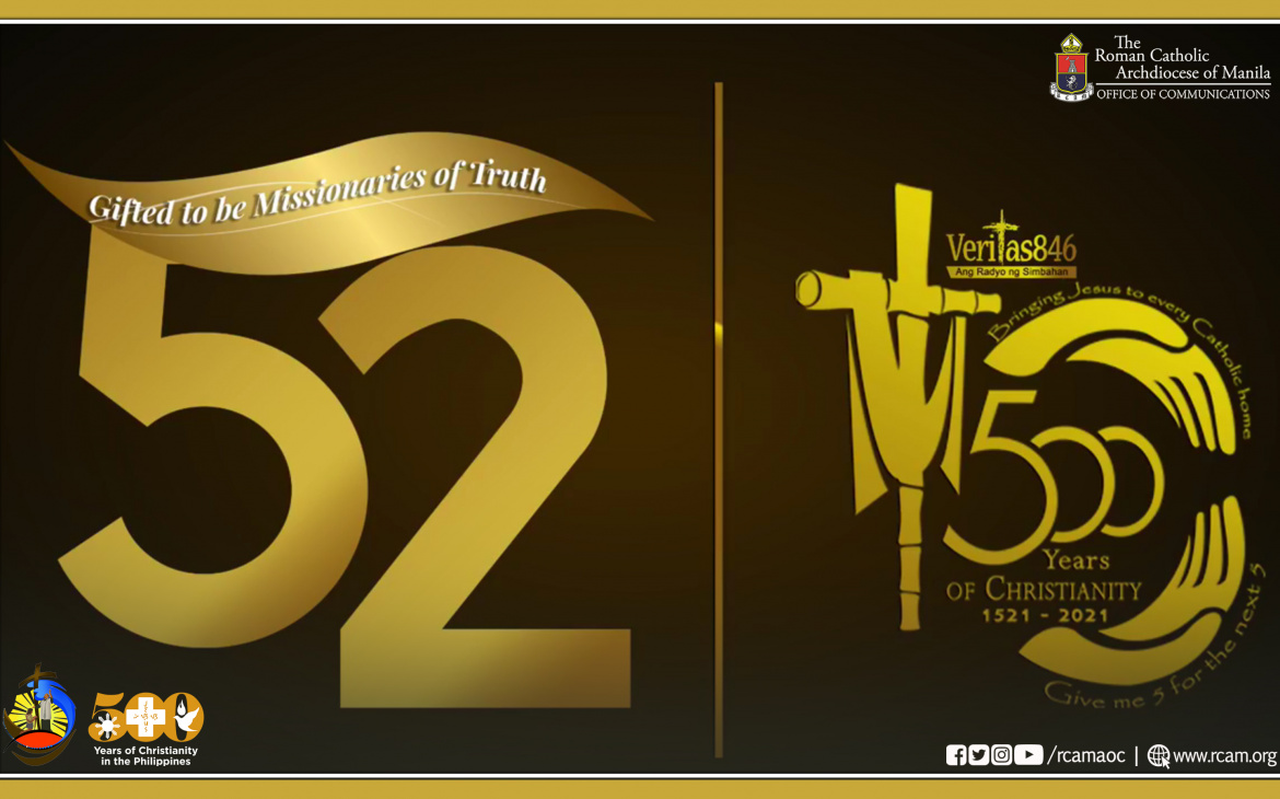 Radio Veritas marks 52nd anniversary of being channel of truth and new evangelization amid COVID-19 pandemic