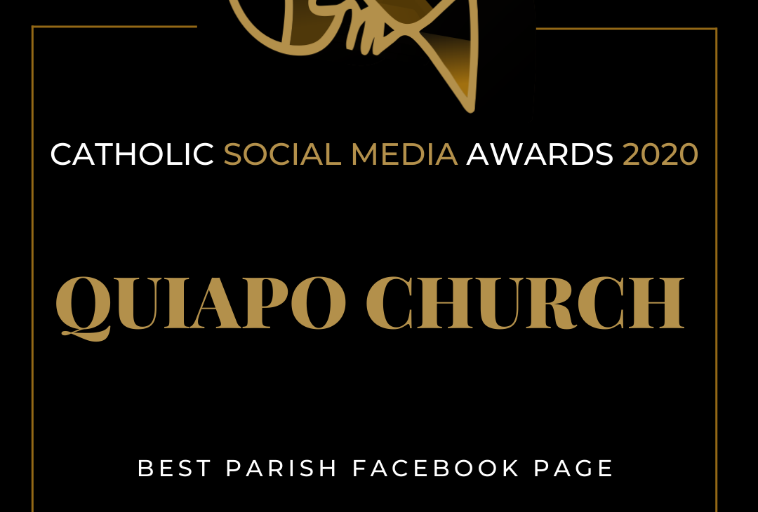 Quiapo Church is Best Parish Facebook Page