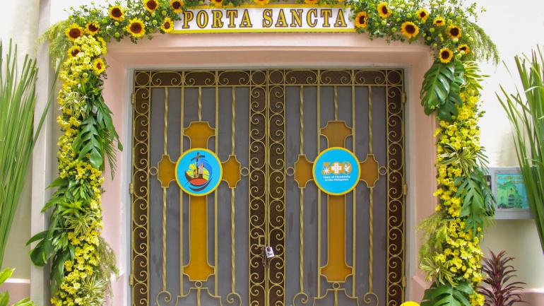 St. John the Baptist Parish opens Jubilee Door