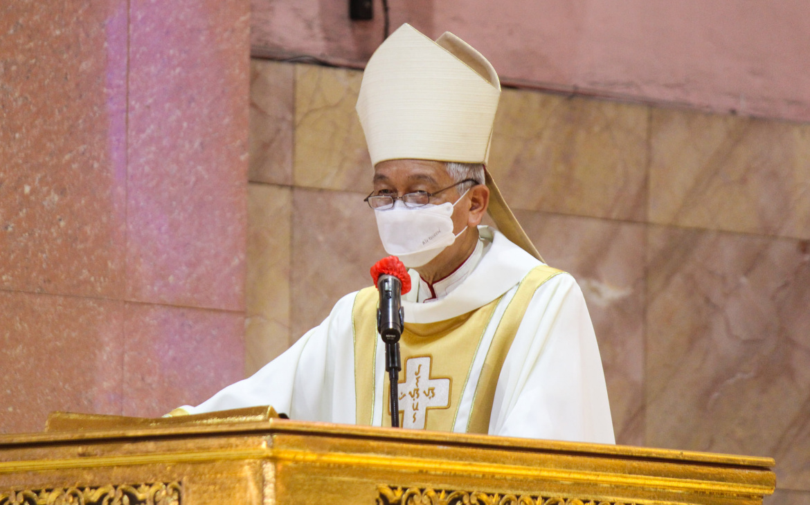 Pray to God to give us good leaders, says Bishop Pabillo