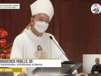 FULL TEXT | Homily of Bishop Broderick S. Pabillo | Divine Mercy Sunday, April 11, 2021