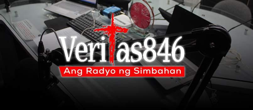 Radio Veritas back to studio operation after temporary lockdown