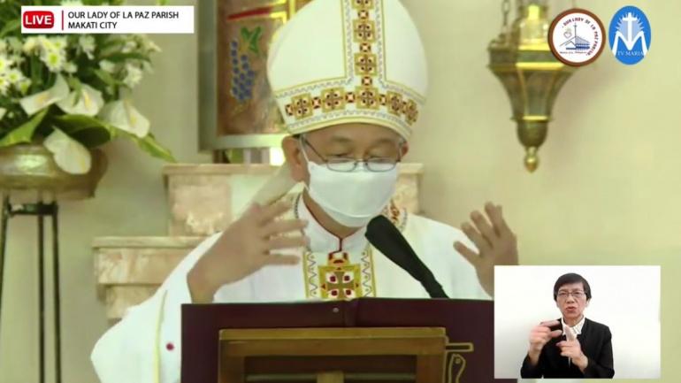 """""""Mas mahalaga ang kapwa kaysa mga puna ng mga walang ginagawa"""" – Bishop Pabillo"""