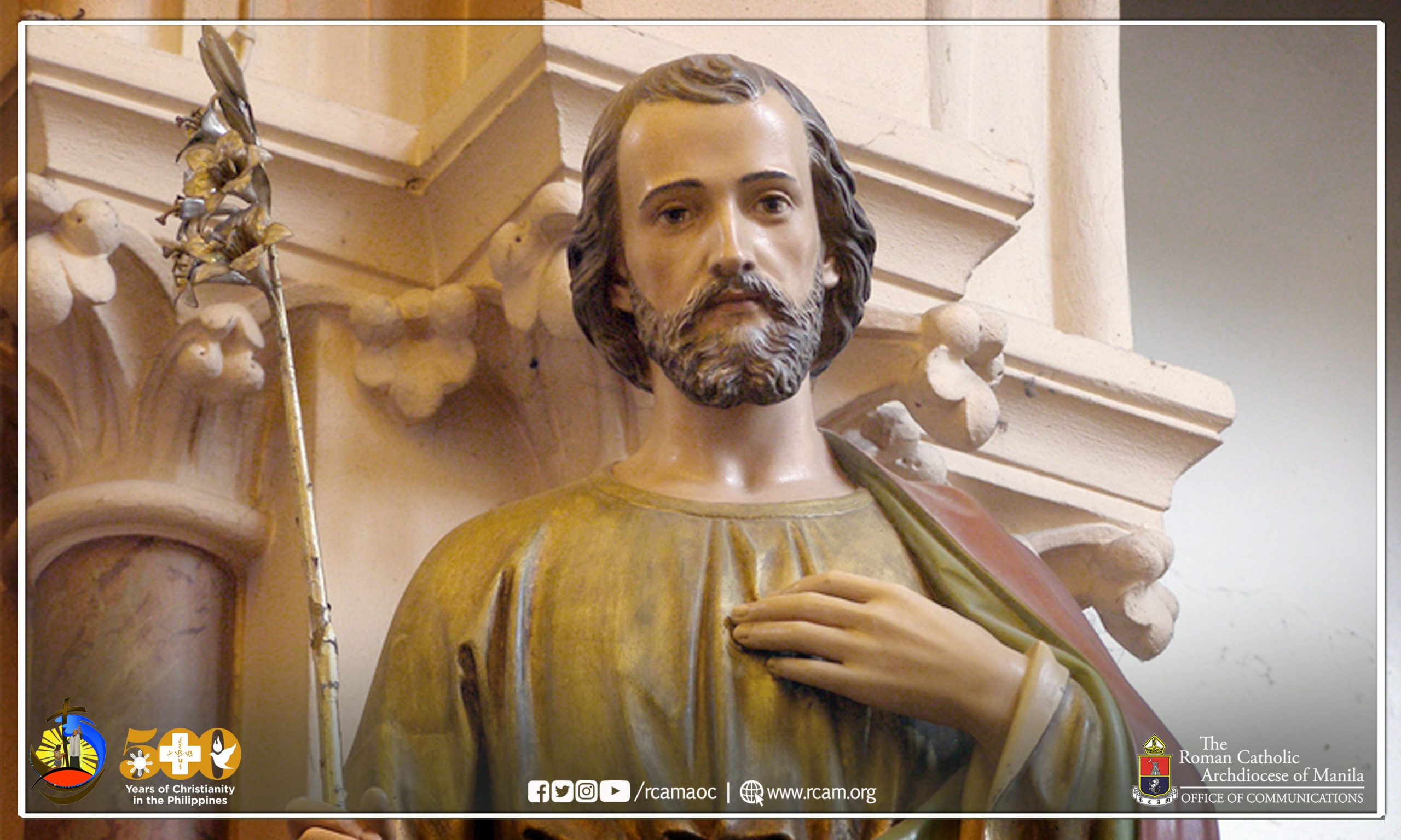 Pope Francis approves 7 new invocations to the Litany of St. Joseph