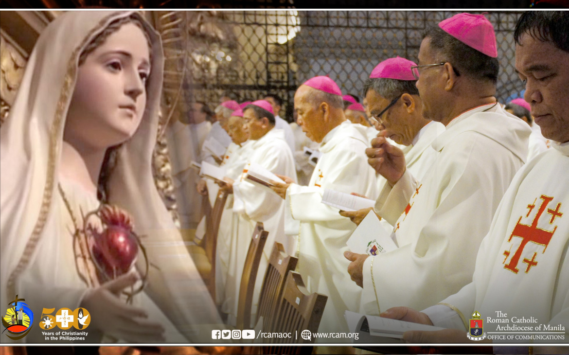Bishops to Reconsecrate Nation to Mary on June 12