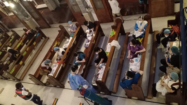PGH Chaplaincy calls for help and prayers after fire out break