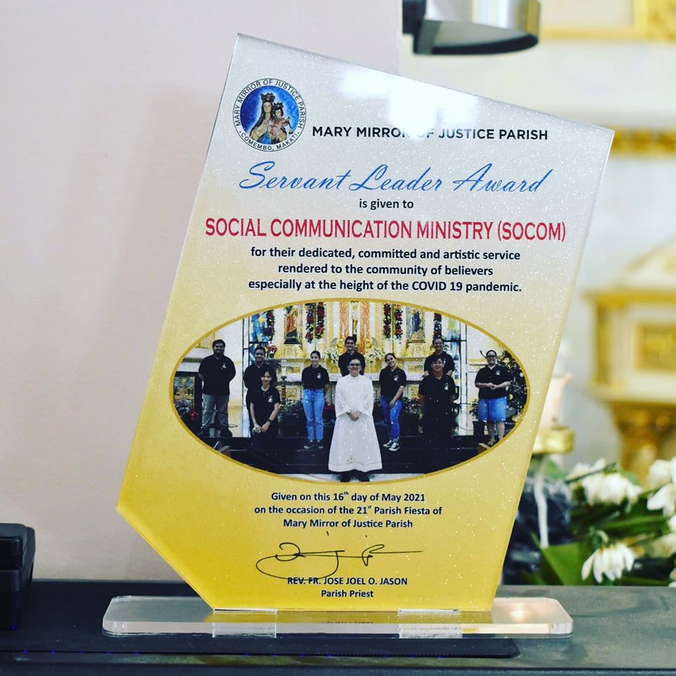 SOCOM Ministers recognized for dedicated service during COVID-19 pandemic