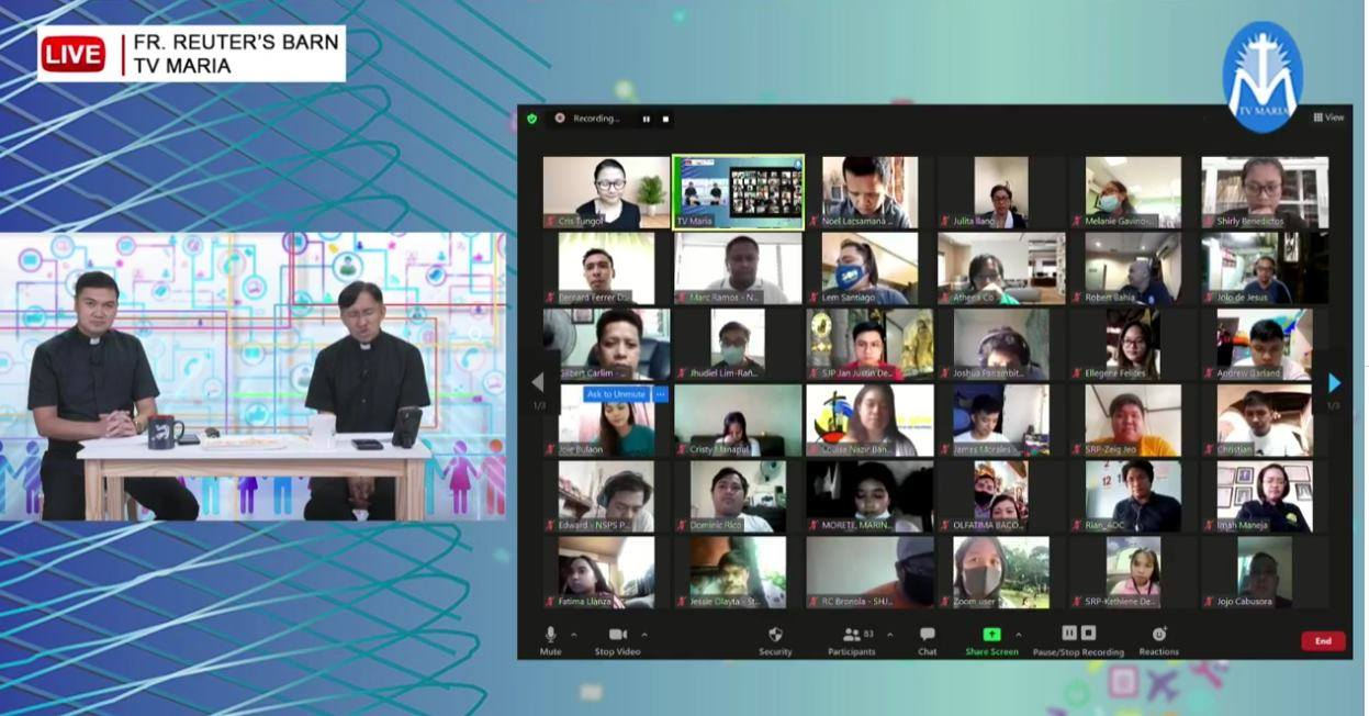 Social Communications Ministry holds virtual celebration of World Communications Day