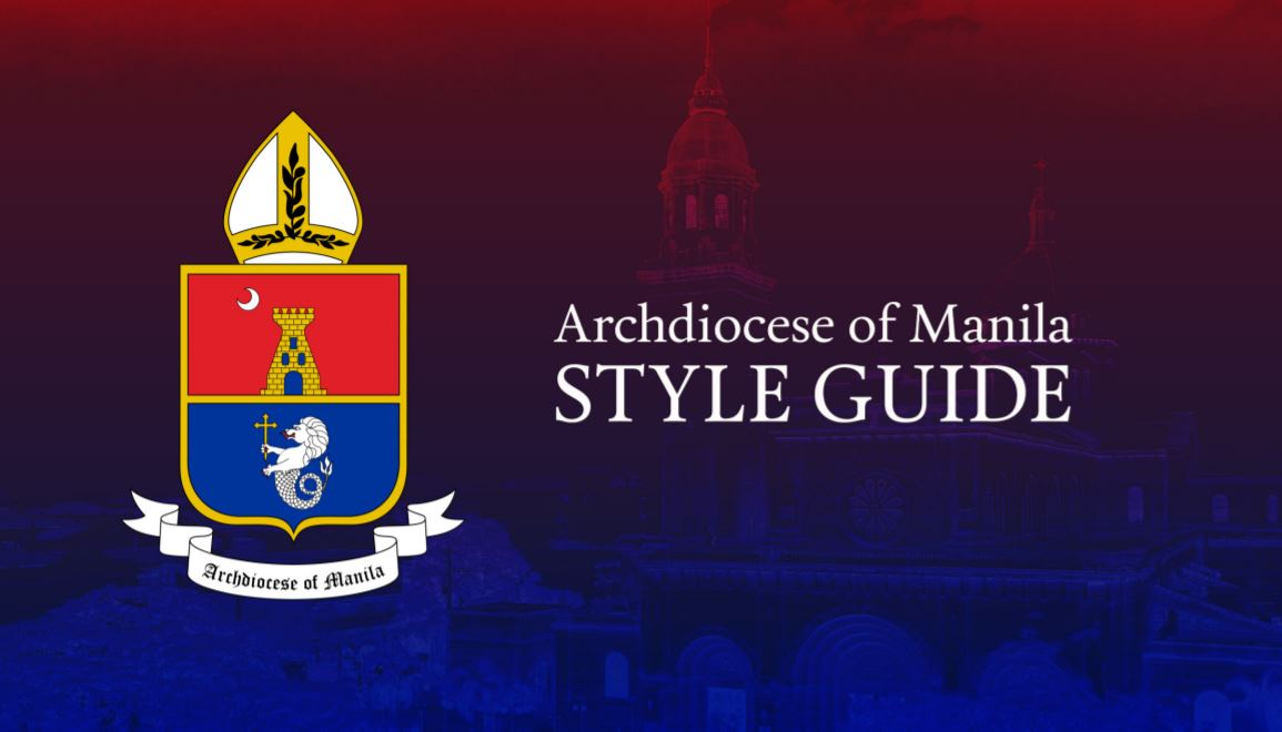 """Archdiocese of Manila endorses """"uniform"""" official Coat of Arms"""