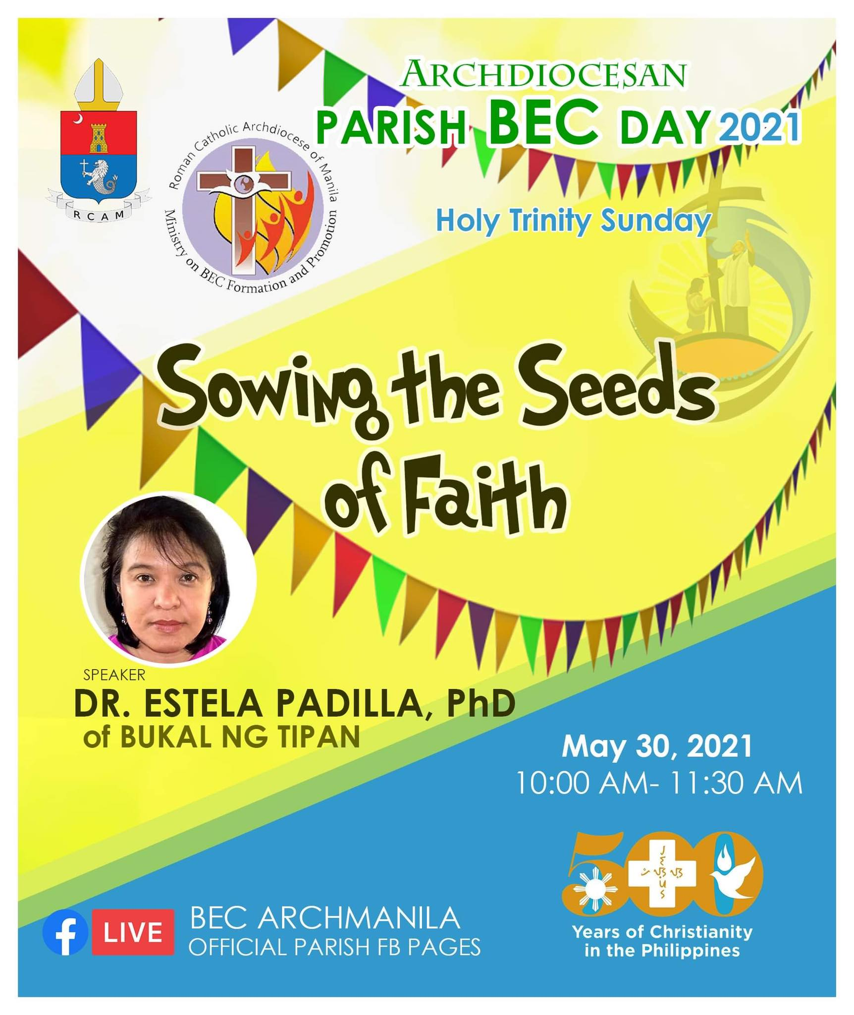 Archdiocesan Parish BEC Day 2021