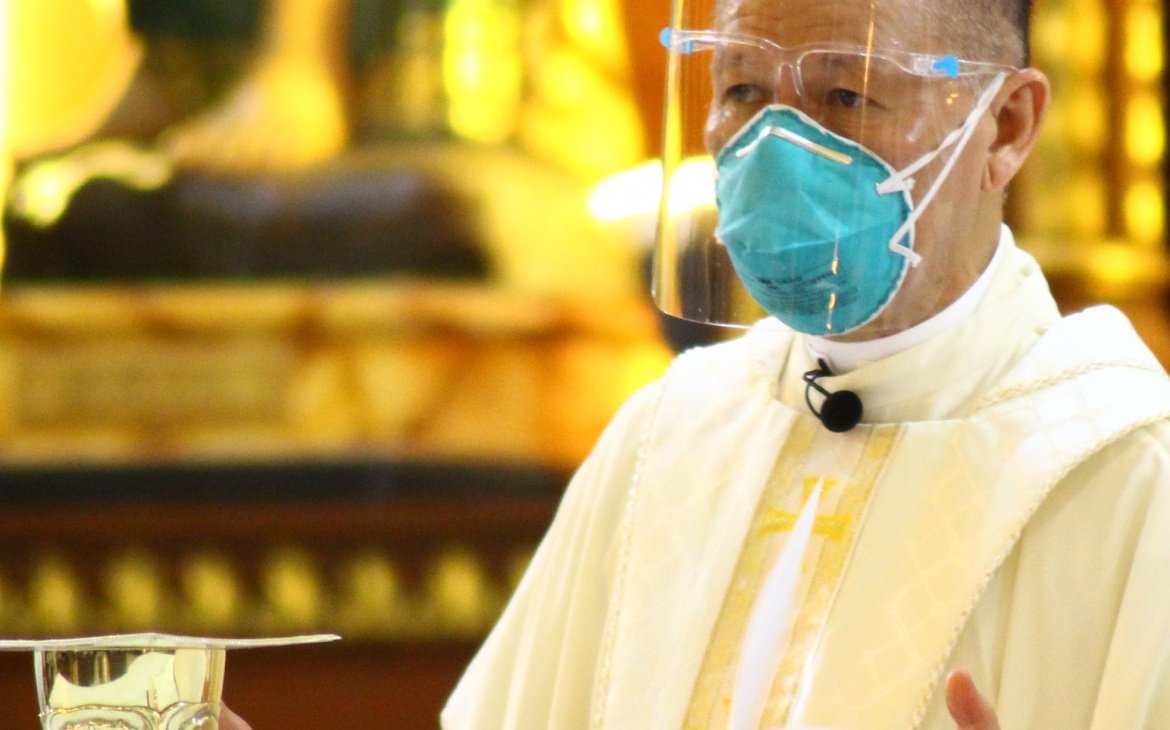 'Bestowal of Red Hat' to Cardinal Advincula, rescheduled again