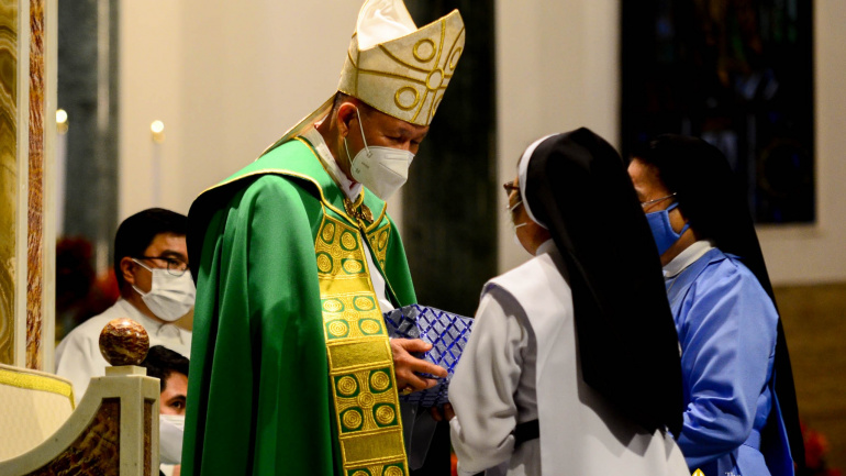 Religious Men and Women essential partners in the Archdiocese's fulfillment of its Mission