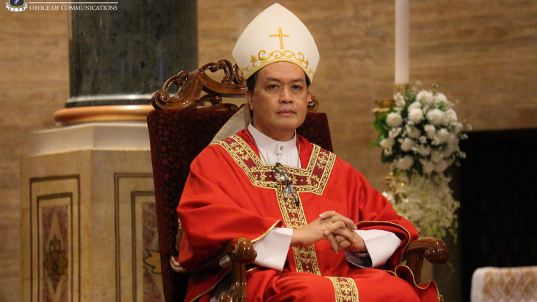 Bishop David is the new CBCP President