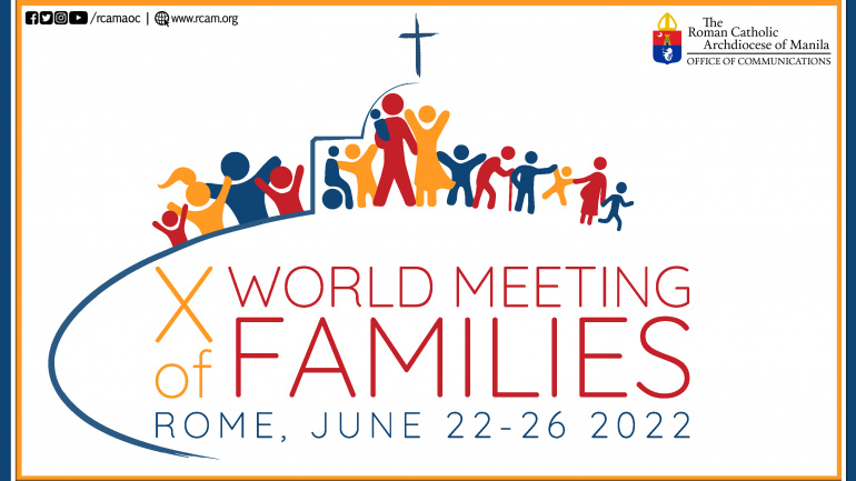 2022 World Meeting of Families to take place in Rome and in the world Dioceses