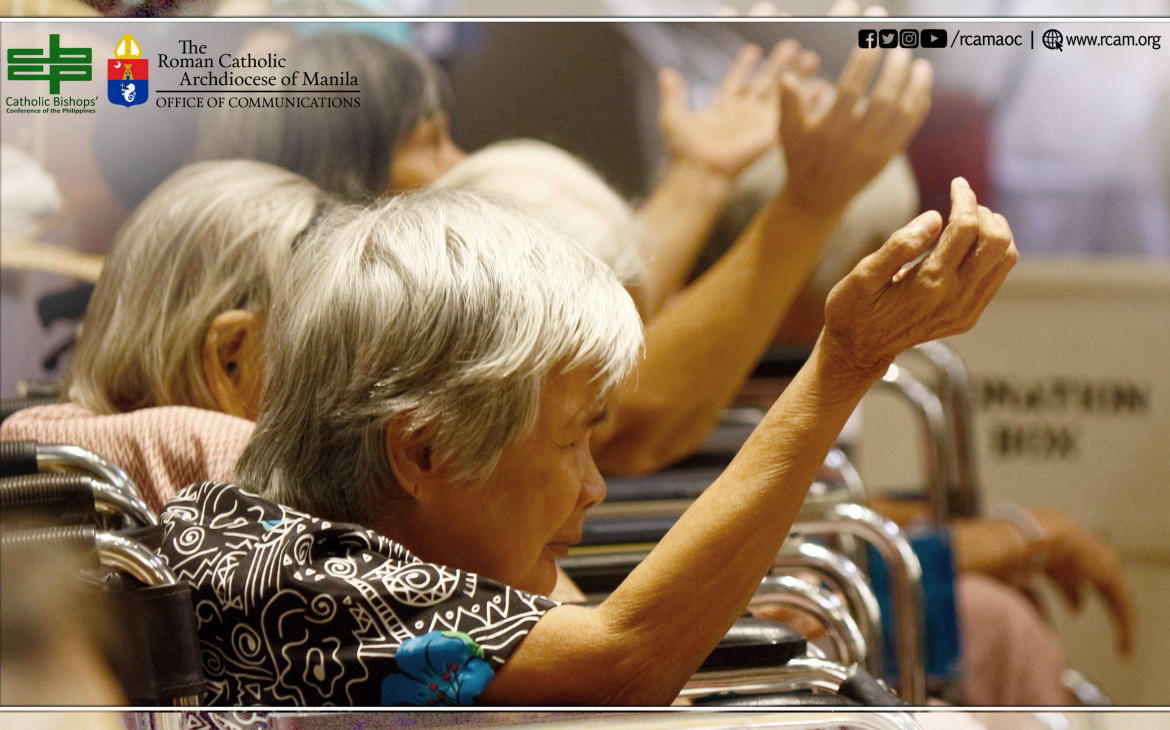 CBCP to hosts online conference to mark first World Day of Grandparents and Elderly