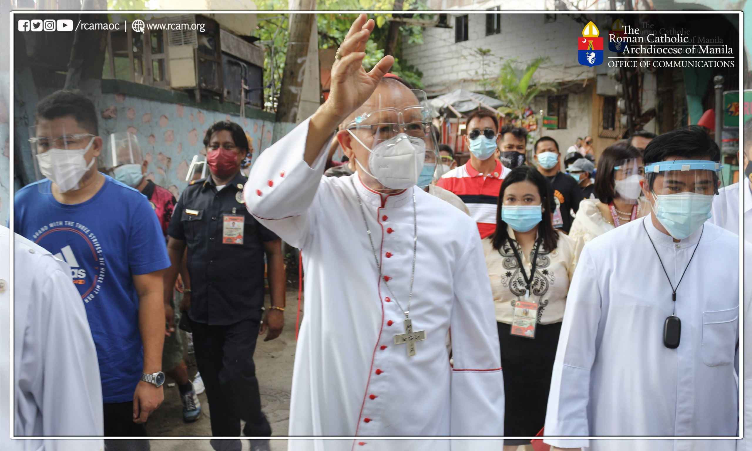 """Young priests to serve in """"Mission Stations"""" in the Archdiocese of Manila"""