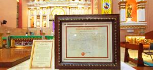 Binondo Church commemorates 29th anniversary as minor basilica