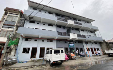 New Housing project for the poor inaugurated and blessed in Holy Trinity Parish, Sampaloc