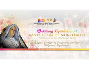 Pasay's Sta. Clara de Montefalco parish celebrates 157 years