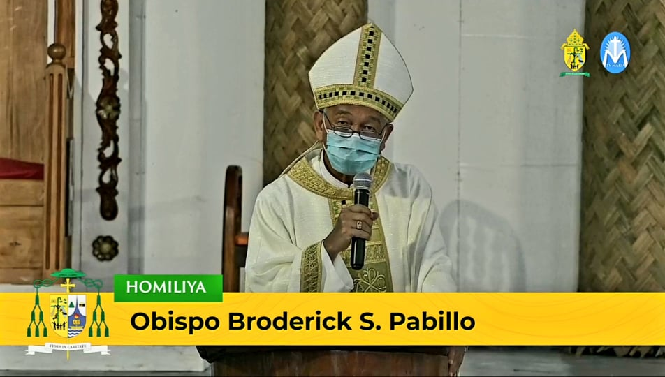 FULL TEXT   Homily of Most Rev. Broderick S. Pabillo during Mass for his solemn installation as Vicar Apostolic of Taytay, Palawan at the St. Joseph the Worker Cathedral on August 19, 2021, at 9 a.m.