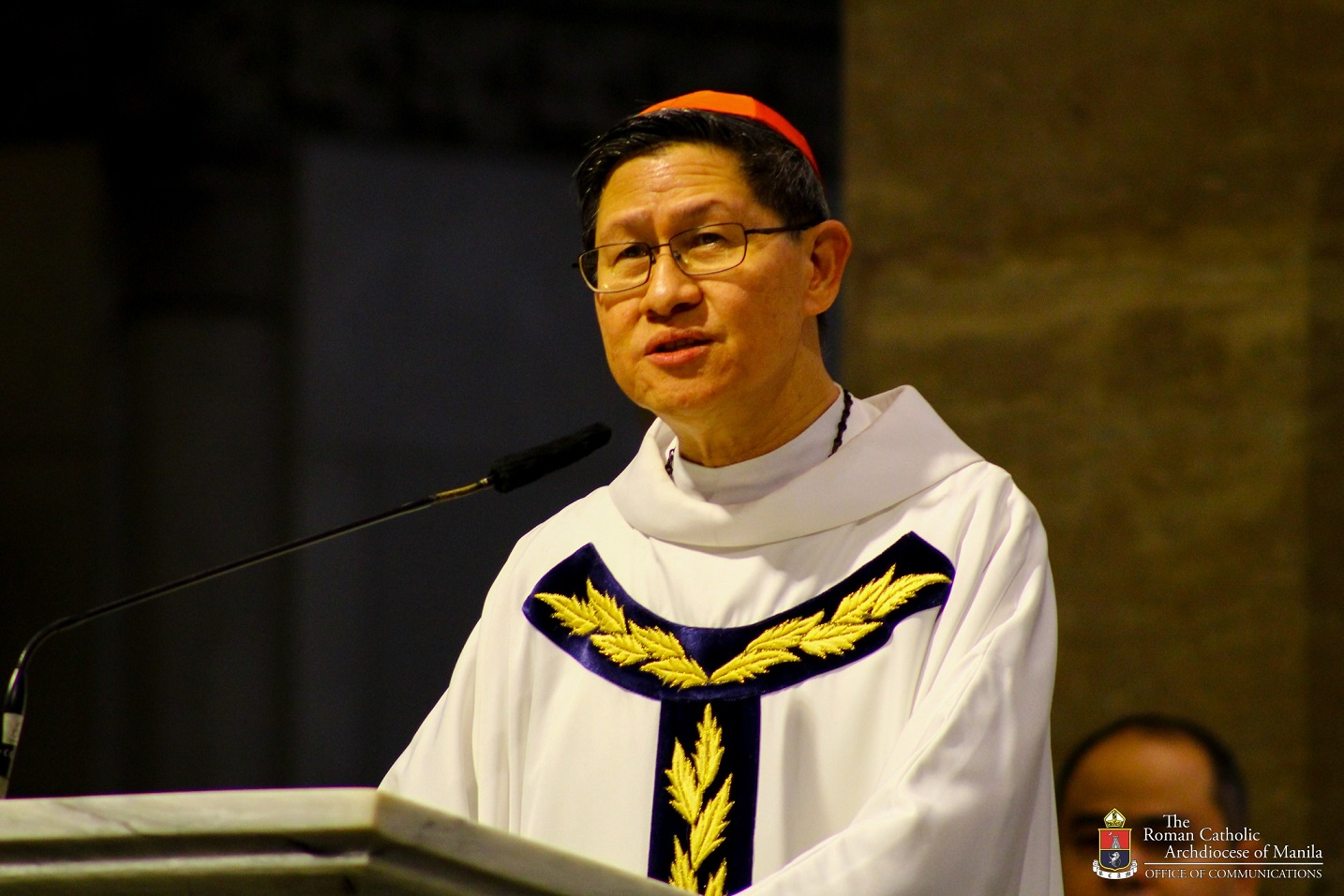 Cardinal Tagle: Please Help us Feed Hungry this time of Pandemic