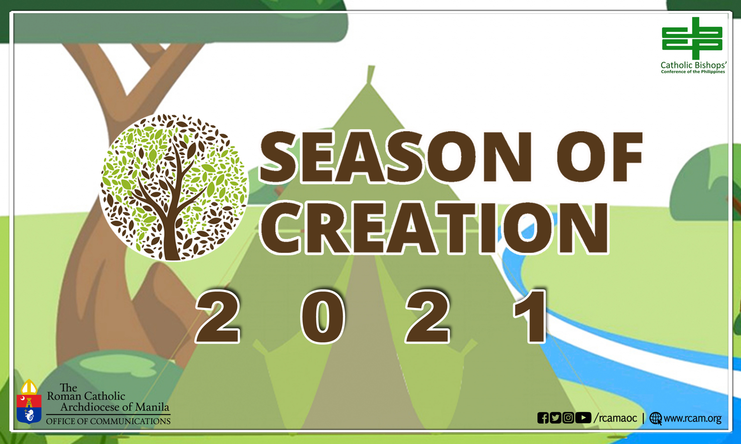 Season of Creation calls for Urgent Action for World at brink of Catastrophe