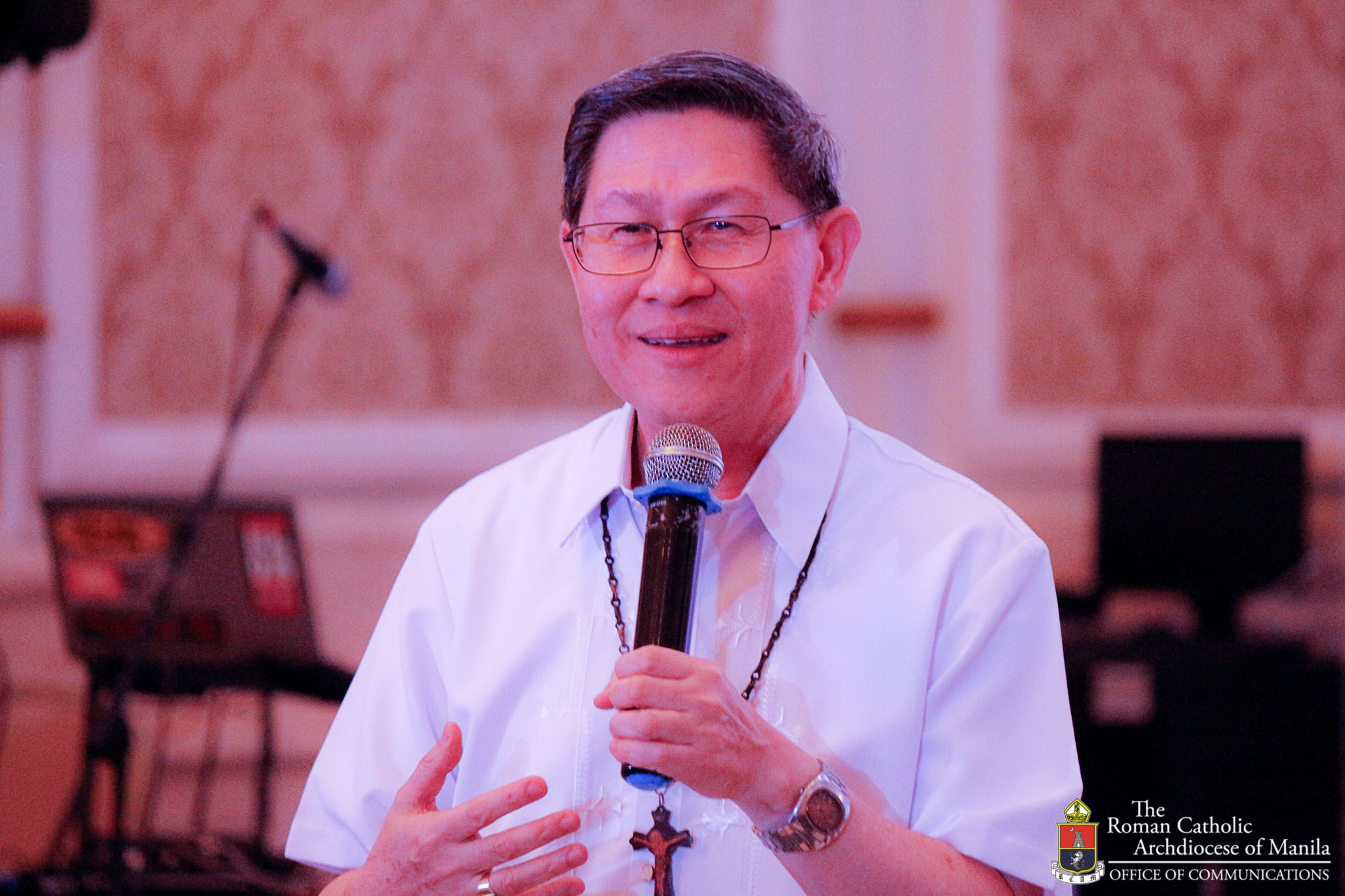 Pandemic a wake up call to care for environment–Cardinal Tagle