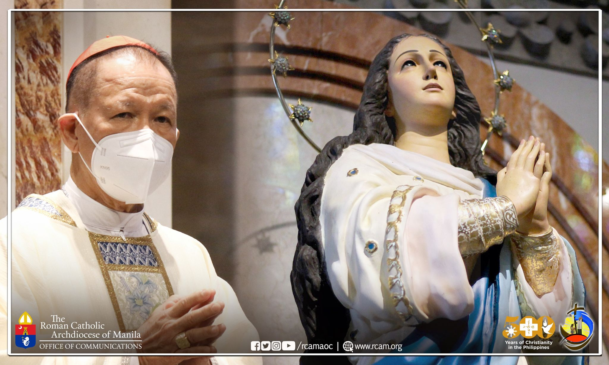 The Best Gift for Mama Mary's Birthday